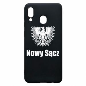 Phone case for Samsung A20 Nowy Sacz