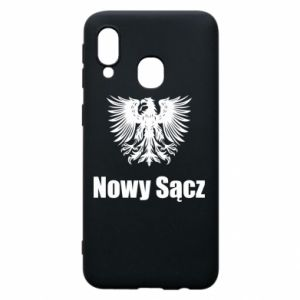 Phone case for Samsung A40 Nowy Sacz