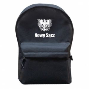 Backpack with front pocket Nowy Sacz