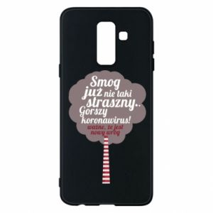 Phone case for Samsung A6+ 2018 New enemy
