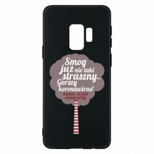 Phone case for Samsung S9 New enemy
