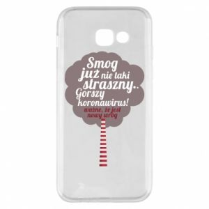 Phone case for Samsung A5 2017 New enemy