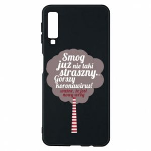 Phone case for Samsung A7 2018 New enemy