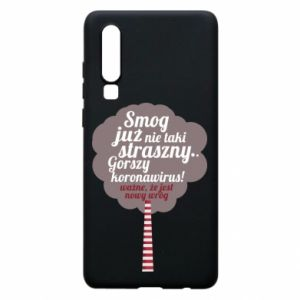 Phone case for Huawei P30 New enemy