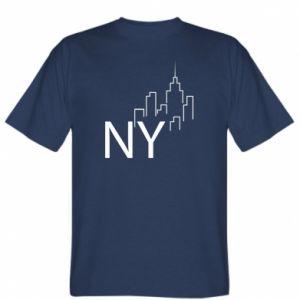 Koszulka NY city