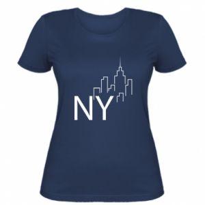 Koszulka damska NY city