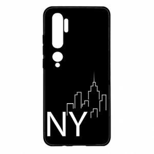 Etui na Xiaomi Mi Note 10 NY city