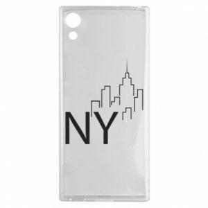 Etui na Sony Xperia XA1 NY city