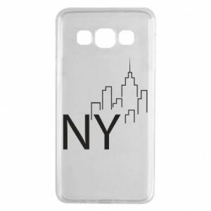 Etui na Samsung A3 2015 NY city