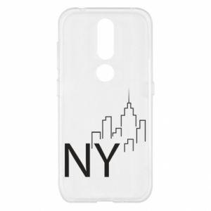 Etui na Nokia 4.2 NY city