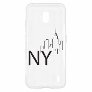 Etui na Nokia 2.2 NY city