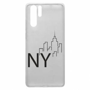Etui na Huawei P30 Pro NY city