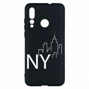 Etui na Huawei Nova 4 NY city