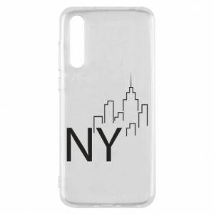 Etui na Huawei P20 Pro NY city