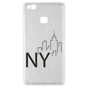 Etui na Huawei P9 Lite NY city