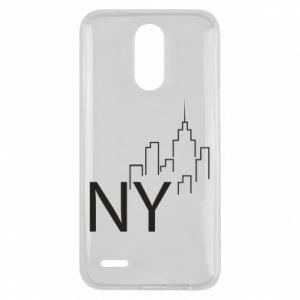Etui na Lg K10 2017 NY city