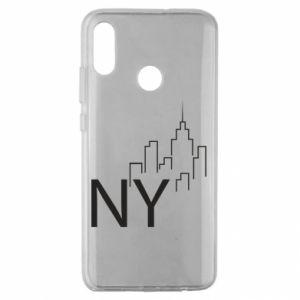 Etui na Huawei Honor 10 Lite NY city