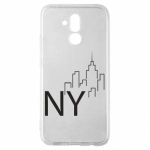 Etui na Huawei Mate 20 Lite NY city