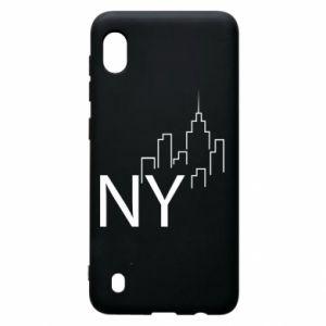 Etui na Samsung A10 NY city