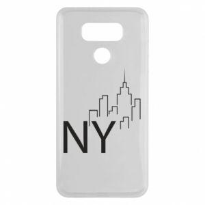 Etui na LG G6 NY city