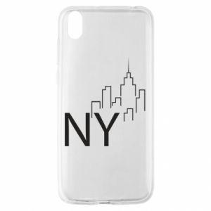 Etui na Huawei Y5 2019 NY city