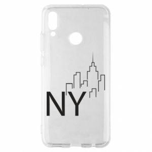 Etui na Huawei P Smart 2019 NY city