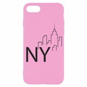 Etui na iPhone SE 2020 NY city