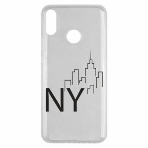Etui na Huawei Y9 2019 NY city