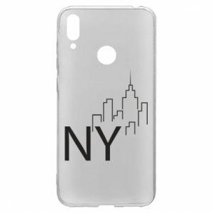 Etui na Huawei Y7 2019 NY city