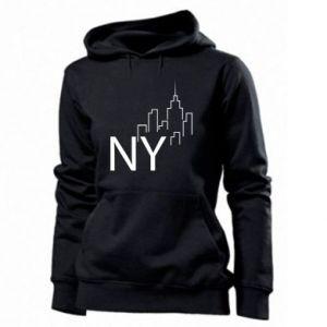 Bluza damska NY city