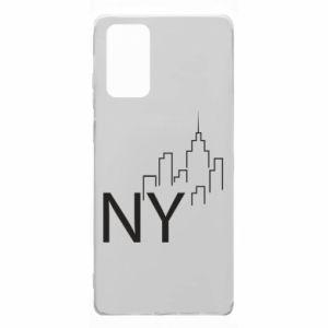 Etui na Samsung Note 20 NY city