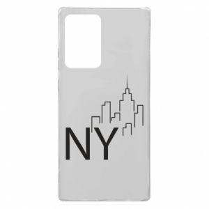 Etui na Samsung Note 20 Ultra NY city