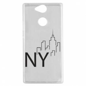 Etui na Sony Xperia XA2 NY city