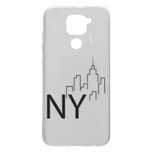Xiaomi Redmi Note 9 / Redmi 10X case % print% NY city