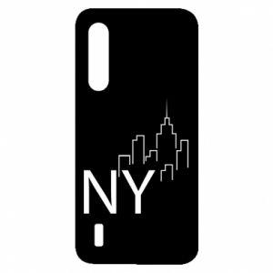 Etui na Xiaomi Mi9 Lite NY city