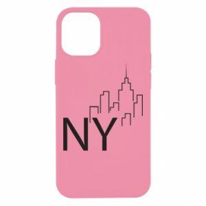 Etui na iPhone 12 Mini NY city