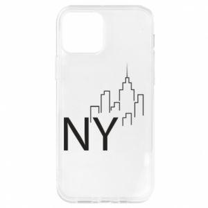 Etui na iPhone 12/12 Pro NY city