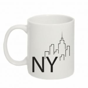 Kubek 330ml NY city