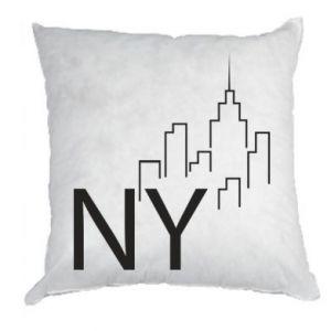 Poduszka NY city