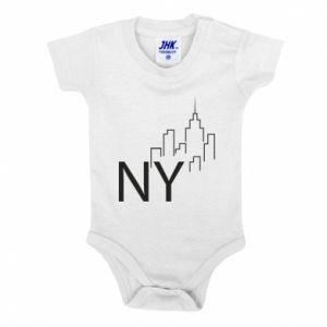 Body dziecięce NY city