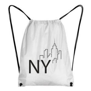 Plecak-worek NY city