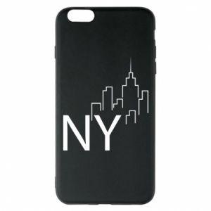 Etui na iPhone 6 Plus/6S Plus NY city