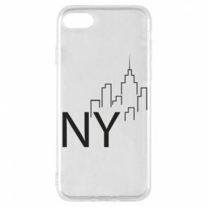 Etui na iPhone 7 NY city