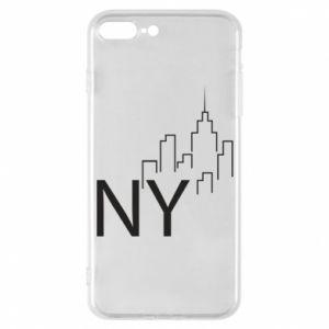 Etui do iPhone 7 Plus NY city