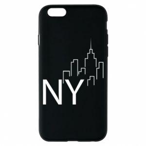 Etui na iPhone 6/6S NY city