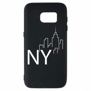 Etui na Samsung S7 NY city
