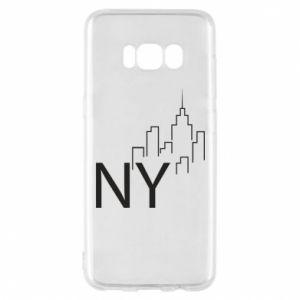Etui na Samsung S8 NY city