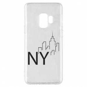 Etui na Samsung S9 NY city