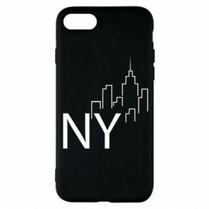 Etui na iPhone 8 NY city