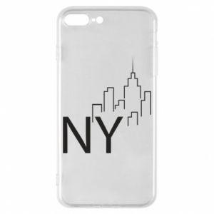 Etui na iPhone 8 Plus NY city